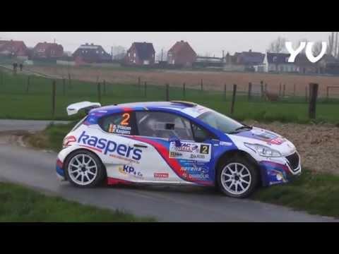 Shakedown - TAC Rally 2015 (HD)