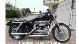 10. 2006 Harley-Davidson Sportster 1200 Custom Specs