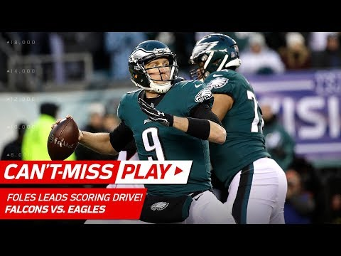 The Kickmaculate Reception Gives Philly FG Before Half! | Can't-Miss Play | NFL Divisional HLs