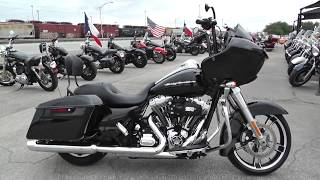 4. 692164 - 2015 Harley Davidson Road Glide FLTRX - Used motorcycles for sale