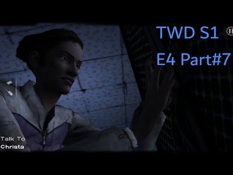The Walking Dead Season 1 Episode 4 Gameplay Part #7