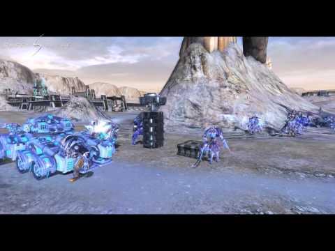 《Queens Blade》三測宣傳影片 - 遊戲基地