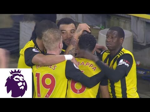 Video: Deulofeu, Deeney combine for Watford's fourth goal v. Cardiff City | Premier League | NBC Sports
