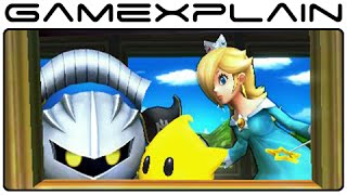 27 New Screenshots of Super Smash Bros – Meta Knight & Gameplay Modes (3DS) (some of these look really badass…