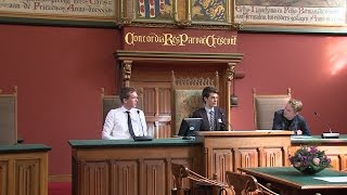 Fries Jeugdparlement betrekt jongeren bij politiek