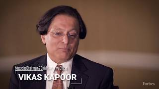 Interview with Forbes Media: Vikas Kapoor & Bruce Rogers