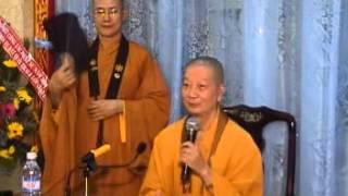 TÁI SANH - HT THÍCH TRÍ QUẢNG thuyết giảng ngày 11.03.2007 (MS 282/2007)