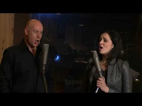 Anthony Warlow and Lucy Maunder sing