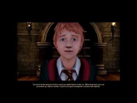 Harry Potter and the Prisoner of Azkaban PC 100% Walkthrough - Part 2: Carpe Retractum Challenge