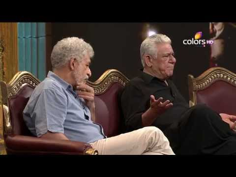Video The Anupam Kher Show - Naseeruddin Shah and Om Puri  - Episode No: 5 - 3rd August 2014(HD) download in MP3, 3GP, MP4, WEBM, AVI, FLV January 2017