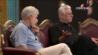 Naseeruddin Shah & Om Puri In The Anupam Kher Show - Episode 5 - 3rd August 2014