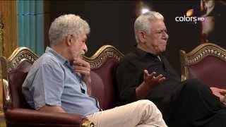 Naseeruddin Shah & Om Puri In The Anupam Kher Show - Episode 5 - 3rd August 2014