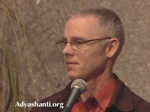 Adyashanti Video: Letting Go of Struggle