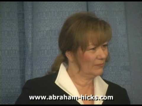 Abraham: THE LAW OF ATTRACTION – Part 1 of 5 – Esther & Jerry Hicks