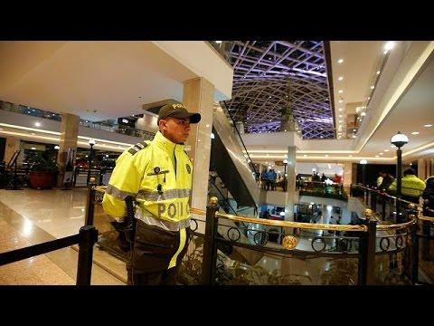 Κολομβία: Έκρηξη σε εμπορικό κέντρο