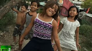 Fallen Angels. True cost of sex tourism: Philippines' fatherless kids (RT Documentary)