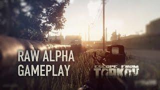 Видео к игре Escape from Tarkov из публикации: Демонстрация игрового процесса из альфа-версии Escape from Tarkov