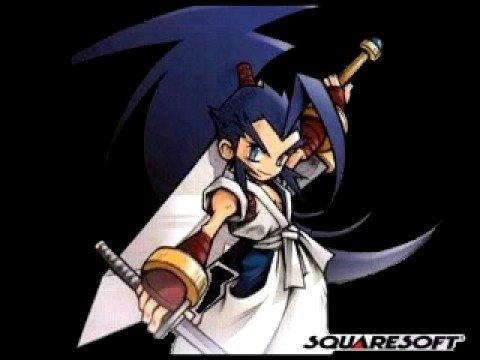 Brave Fencer Musashi OST : Snow Labyrinth