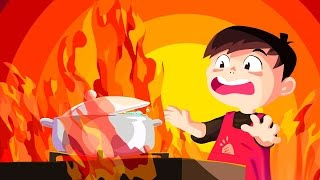 Good Kids Learn About Safety Lessons - Fire Rescue | Safety Knowledge for kids