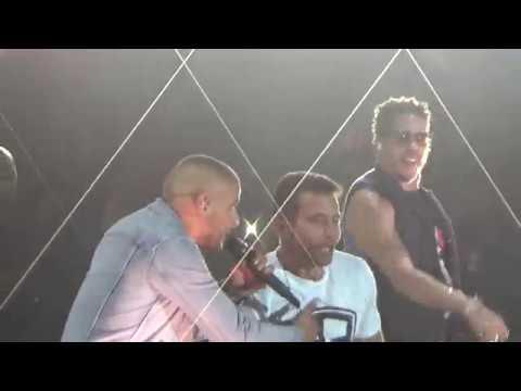 Suprême NTM feat Sofiane - Sur le drapeau - live fete de l'huma 2018 france (видео)