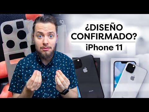 iPhone 11, ¿diseño confirmado?