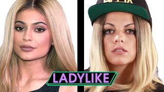 Women Try Kylie Jenner's Beauty Routine • Ladylike