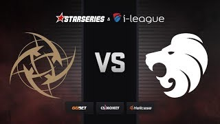 [RU] NiP vs North   Map 1 – Nuke   StarSeries i-League Season 7
