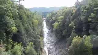 Quechee (VT) United States  city pictures gallery : Quechee Gorge, Quechee, Vermont