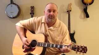 Download Lagu How to Play In the Air Tonight - Phil Collins (cover) - Easy 4 Chord Tune Mp3