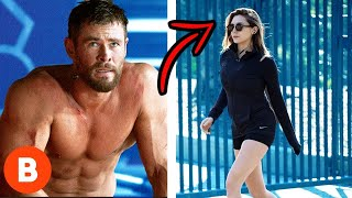 Video 10 Marvel Heroes Who Had To Get Into Serious Shape For Their Roles MP3, 3GP, MP4, WEBM, AVI, FLV Mei 2019