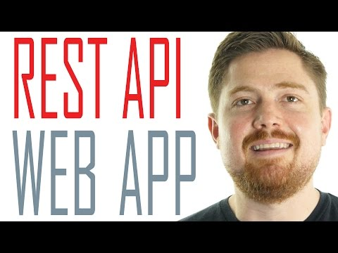 Video Using REST APIs in a web application | Quick PHP Tutorial download in MP3, 3GP, MP4, WEBM, AVI, FLV January 2017