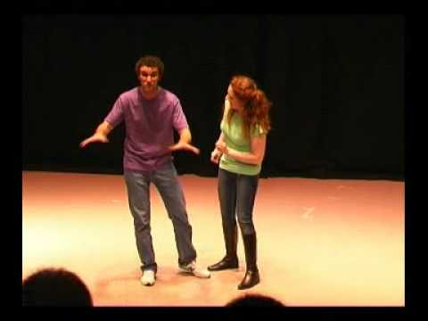 The Craic Pack Comedy Improv at The Mill Theatre Genre Roller