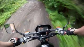 9. New bike Suzuki dr 200 2009 !