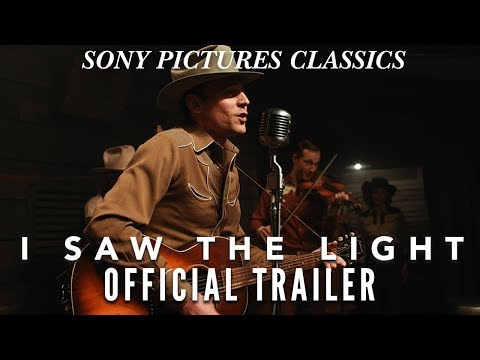 I Saw the Light (Trailer)