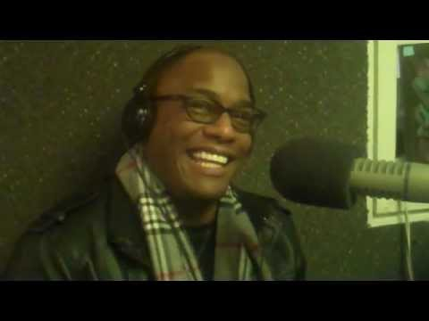 Comedian Vince Morris on the Morning Grind, 997 KISS FM