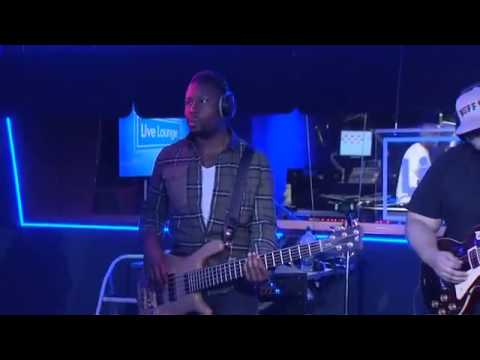 Naughty Boy Sam Smith La La La BBC Radio 1Xtra Live Lounge 2013 ft mcknasty on drums