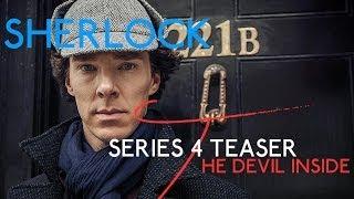 """Sherlock Series 4 Teaser #1: """"The Devil Inside"""""""