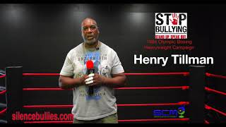 "Nobullying2020 Series,  P.S.A. ""HENRY TILLMAN"""