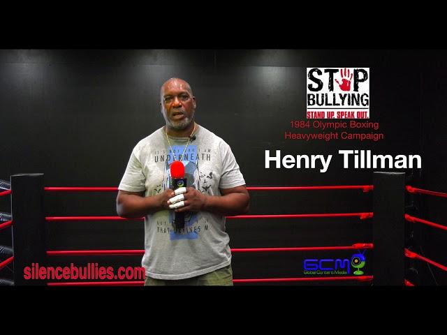 """Nobullying2020 Series,  P.S.A. """"HENRY TILLMAN"""""""
