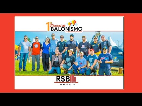 1° Festival de Balonismo de Balneário Gaivota