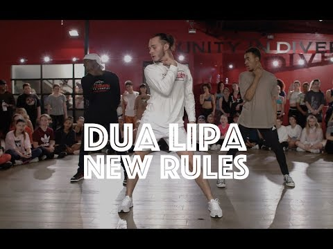 gratis download video - Dua-Lipa--New-Rules--Hamilton-Evans-Choreography