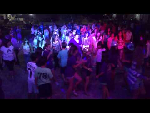 discomovil rumba en las fiestas de san roque 2013 cantaracillo (salamanca)