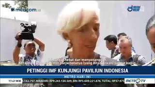 Video Bos IMF Terkesan Paviliun Indonesia Di Forum IMF-Bank Dunia Di Bali MP3, 3GP, MP4, WEBM, AVI, FLV Desember 2018