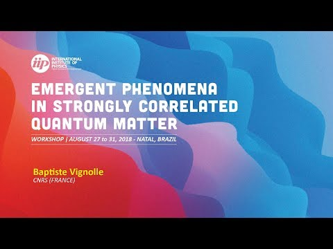 Change of carrier density at the pseudogap critical point (...)- Baptiste Vignolle