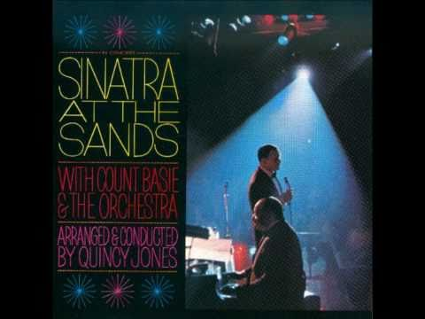 Frank Sinatra - Luck Be A Lady (At The Sands)