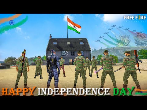 independence Day    Short Story    Free Fire    Kar98 Army