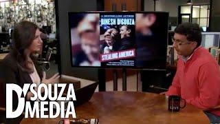 Khmer Celebrities - HuffPost Live: D'Souza Spars With Host Caroline Modarressy-Tehrani