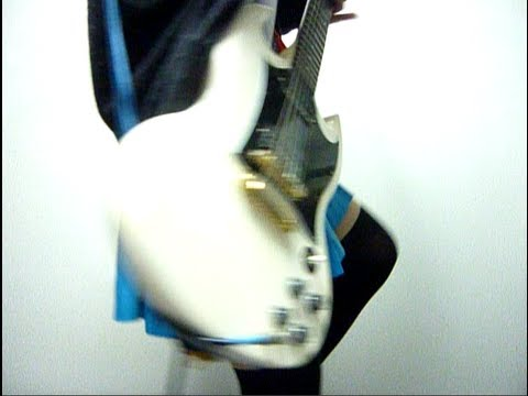 """Lost my music"" を弾いてみました。【ギター/Guitar cover】by mukuchi"