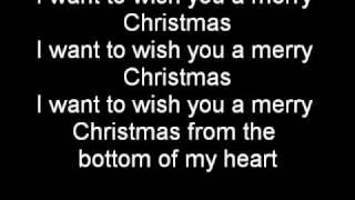 Feliz Navidad- Jose Feliciano lyrics [HQ]