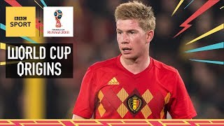 Video World Cup 2018: The making of Belgium's Kevin de Bruyne - World Cup Origins - BBC Sport MP3, 3GP, MP4, WEBM, AVI, FLV Agustus 2018